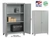 HIGH CAPACITY 12 GAUGE STORAGE CABINET
