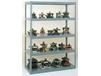 TENNSCO HIGH-CAPACITY EASY-TO-ASSEMBLE SHELVING