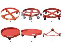 DRUM DOLLIES - FOR 55 GALLON DRUMS